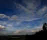 Widok w stronę Gór Bystrzyckich