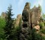 Bromowskie steny - Kovarova rokle